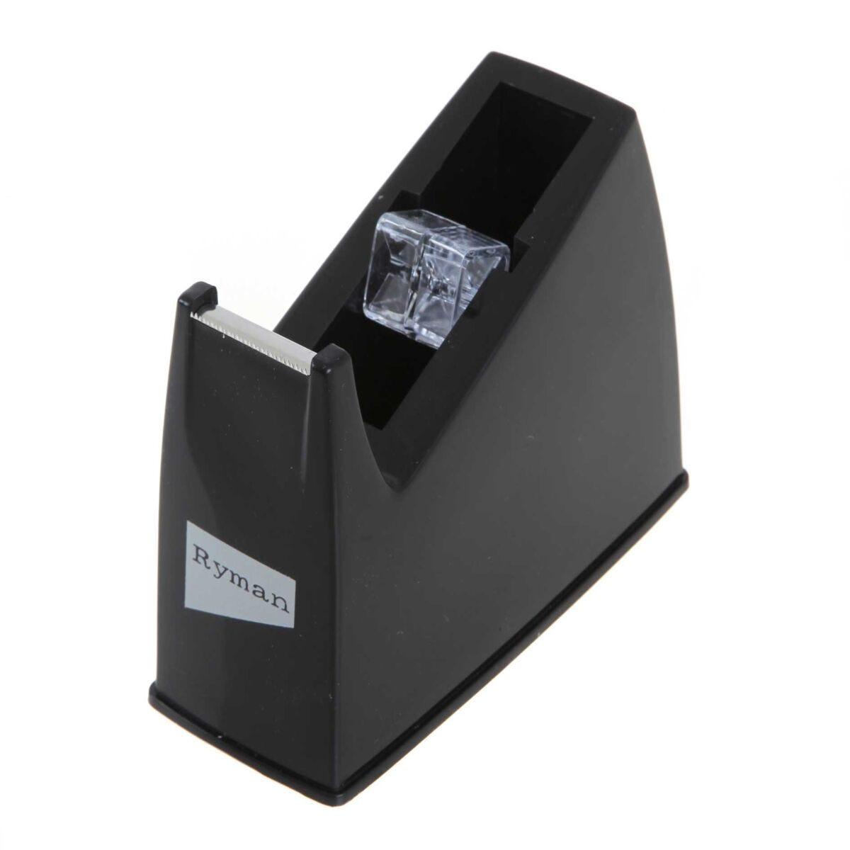 Ryman Tape Dispenser Medium Black
