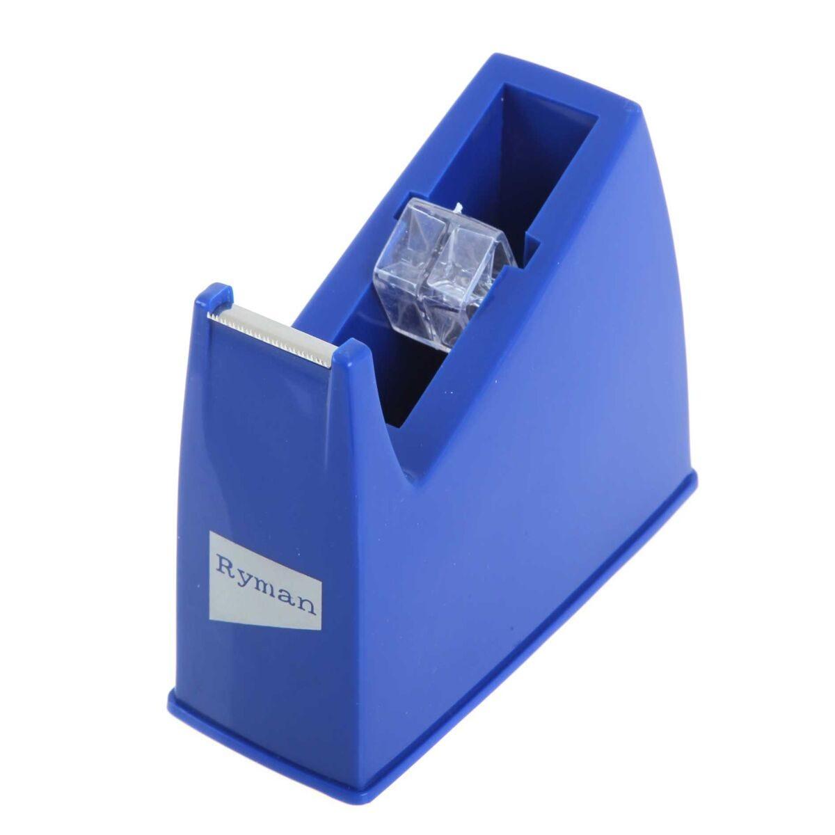 Ryman Tape Dispenser Medium Blue