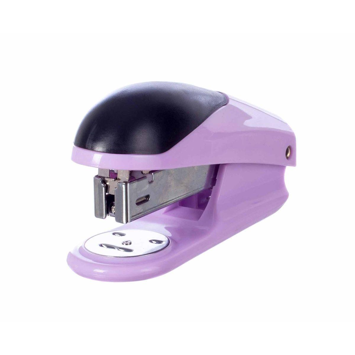 Ryman Pastel Desk Stapler Lilac