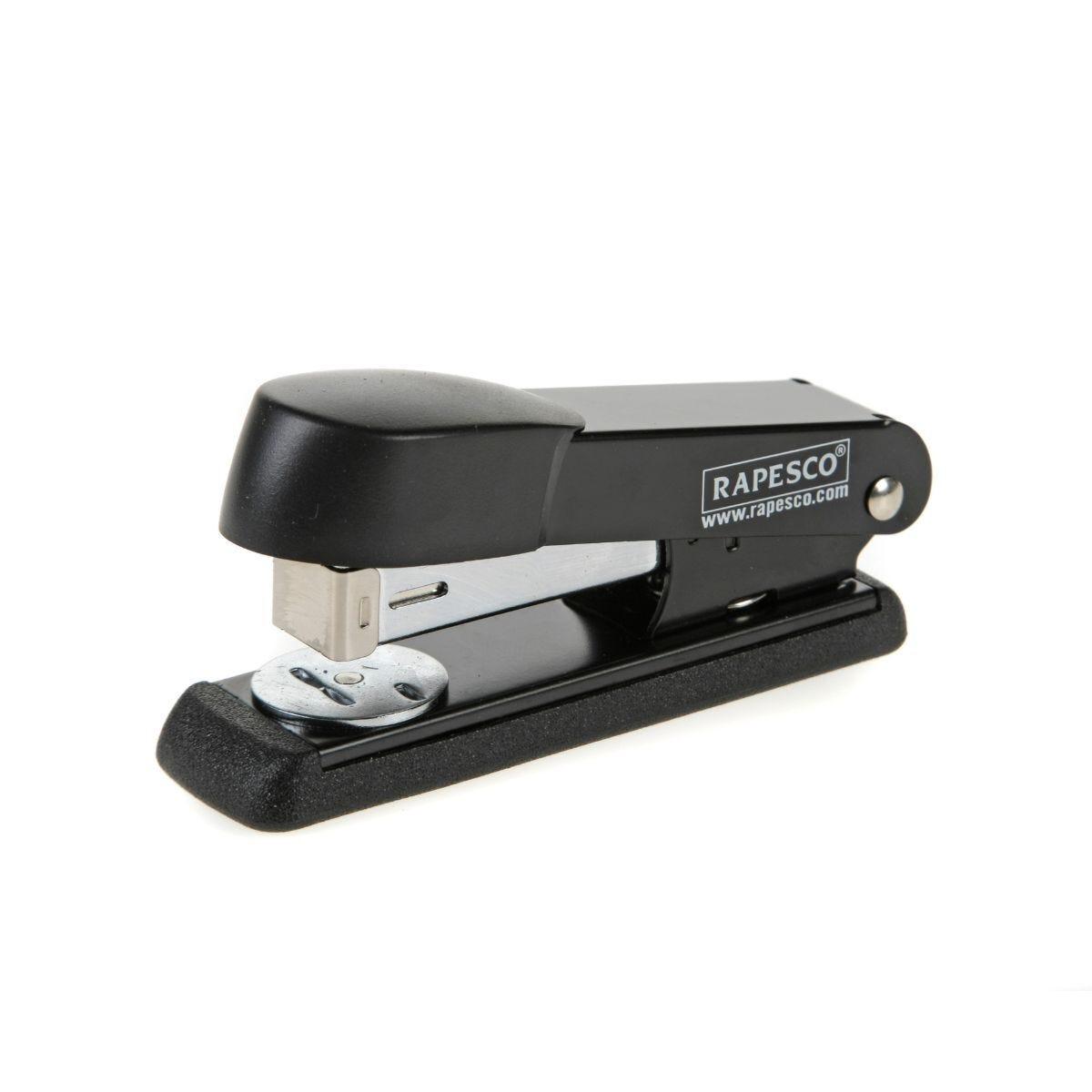 Rapesco Metal Stapler Half Strip No 26/6 or 24/6