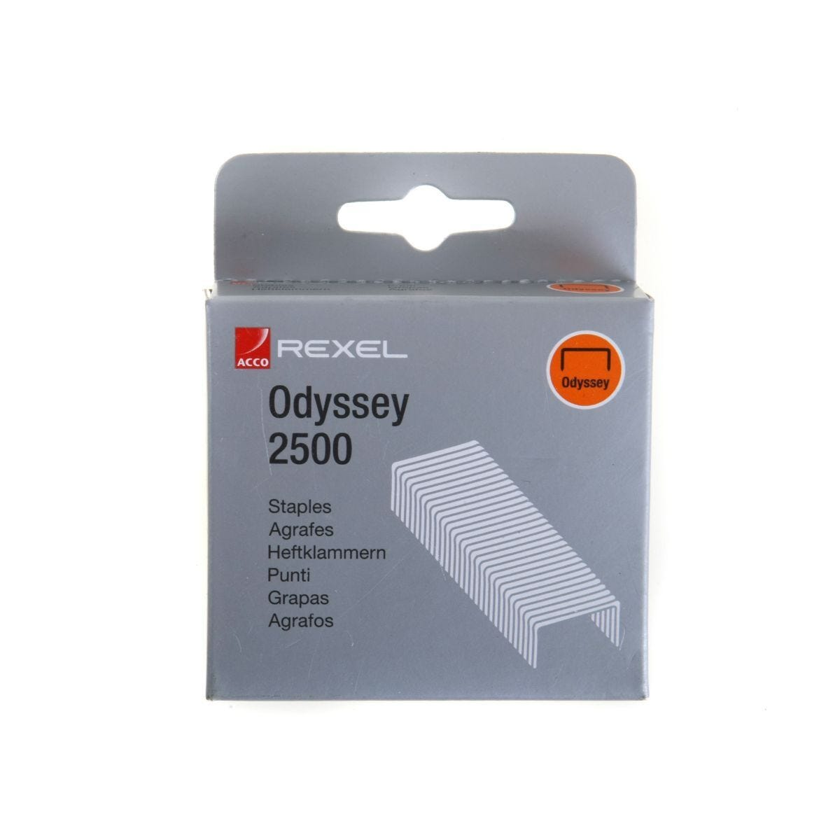 Rexel Odyssey Staples 13/9mm Pack of 2500