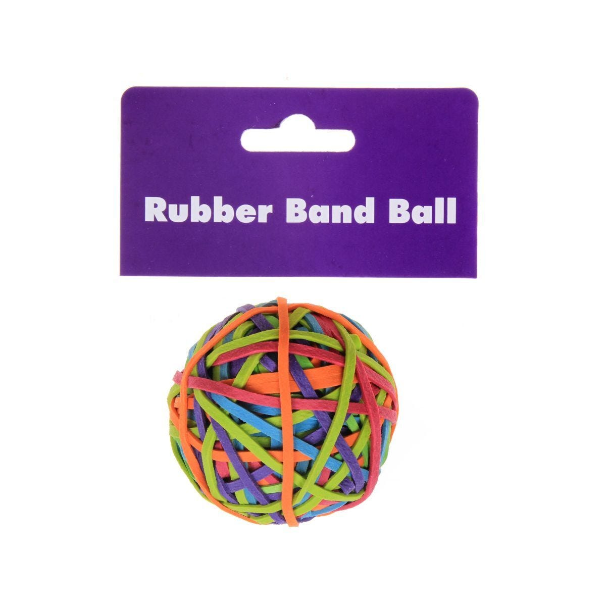 Ryman Rubber Band Ball 113g