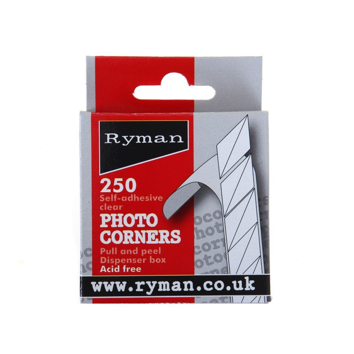 Ryman Self Adhesive Photograph Corners