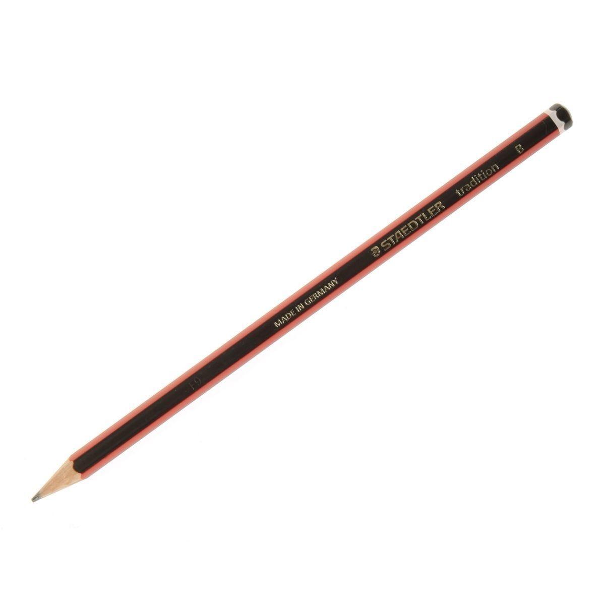 Staedtler Tradit Pencil 110 B Pack of 12