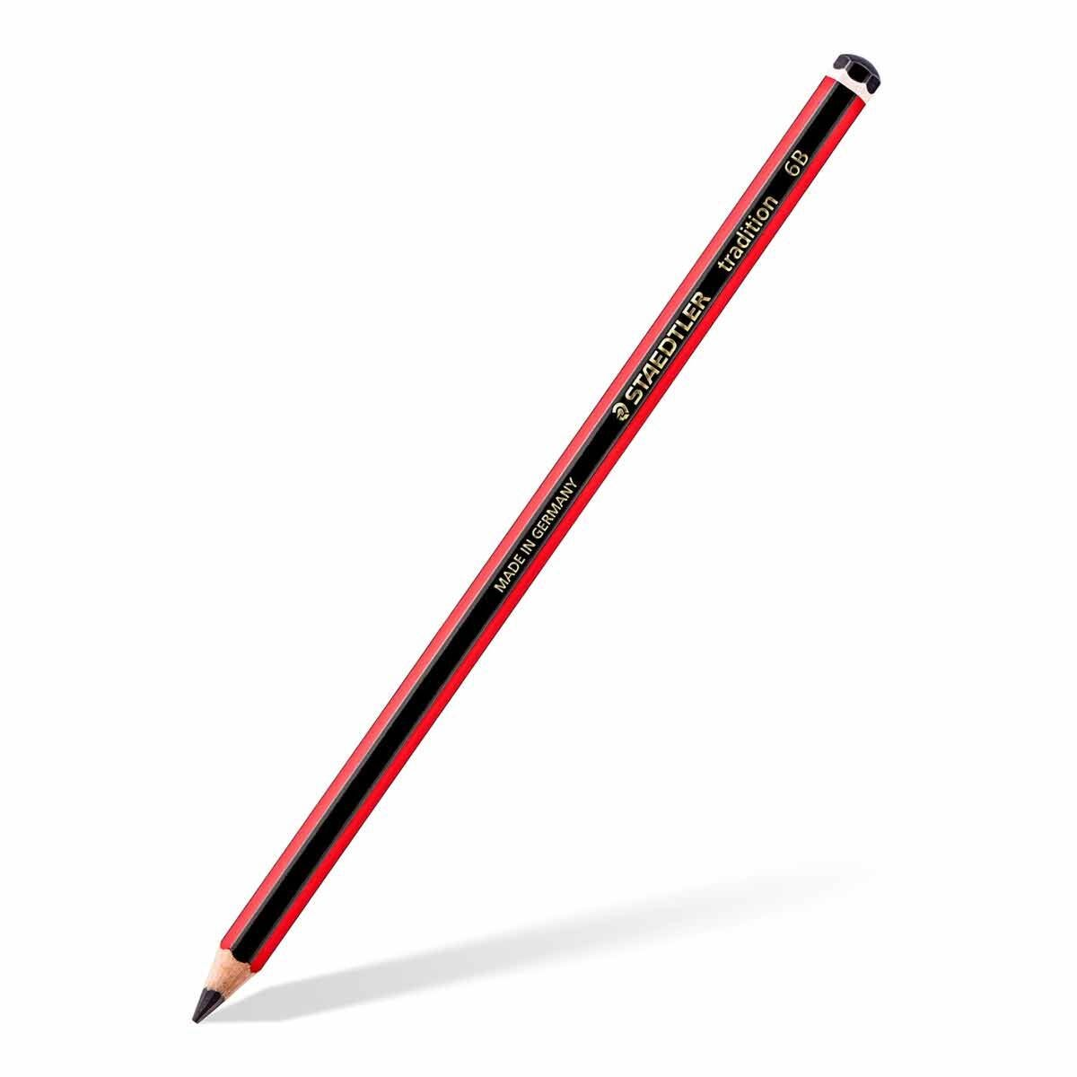 Staedtler Traditional Pencil 6B