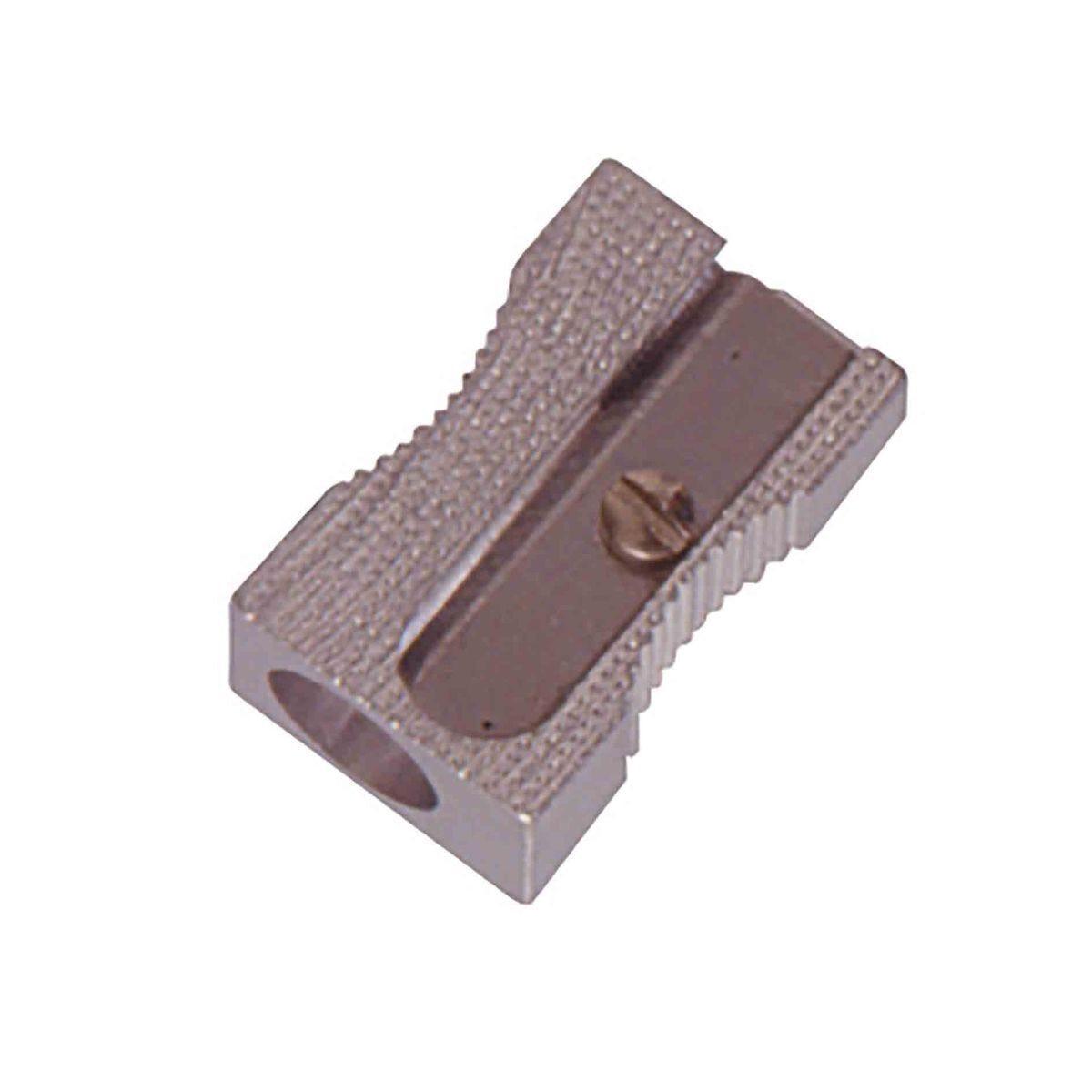Aluminium Pencil Sharpener Pack of 24