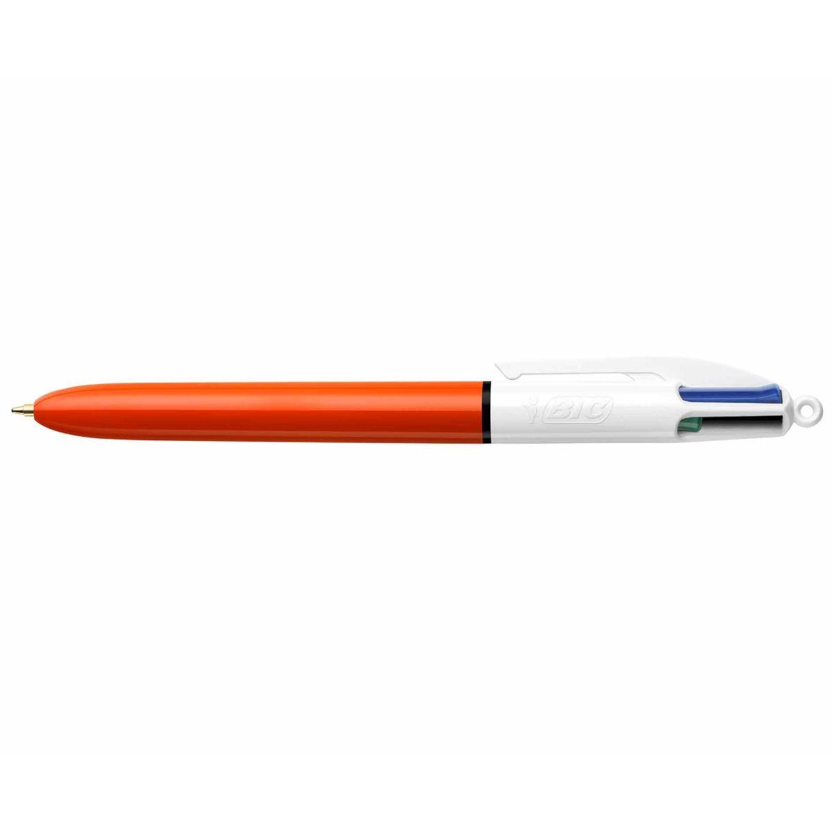 BiC 4 Colour Fine Ballpen