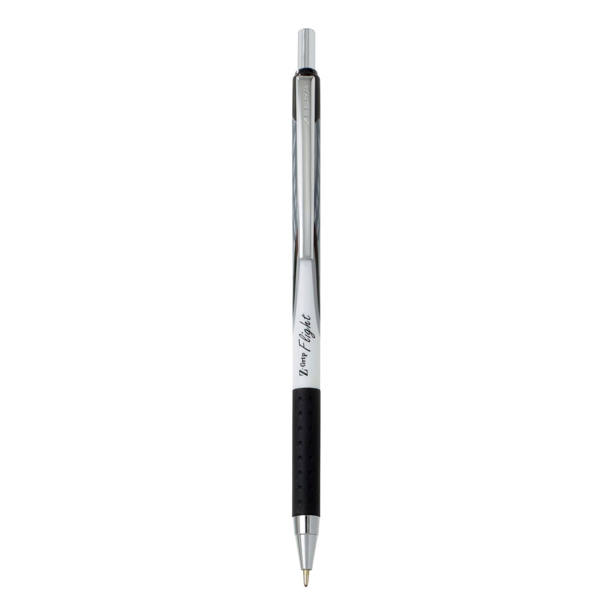 Zebra Z Grip Flight Ballpoint Pen Pack of 12