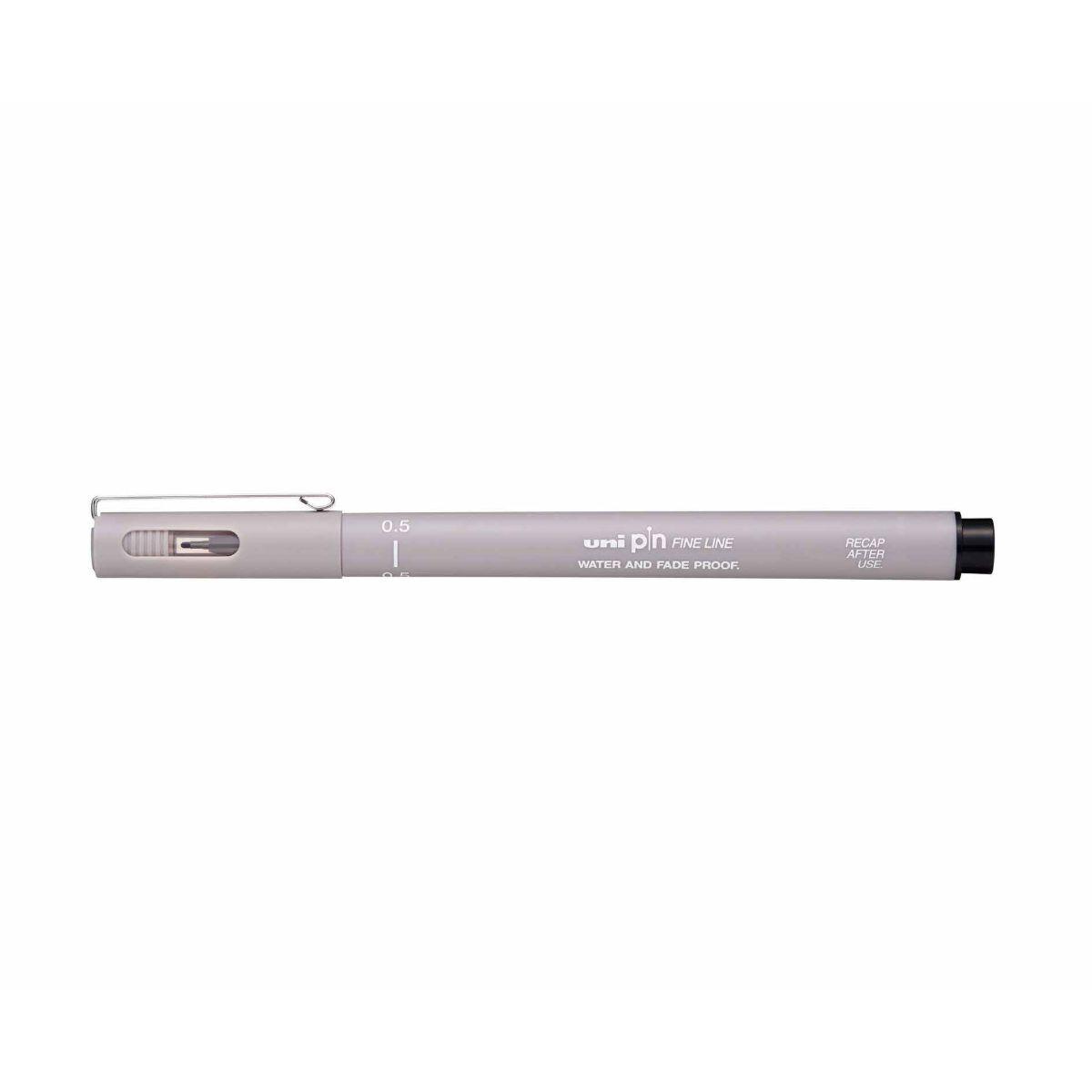 uni-ball Drawing Pen PIN 200 0.5 Loose Light Grey