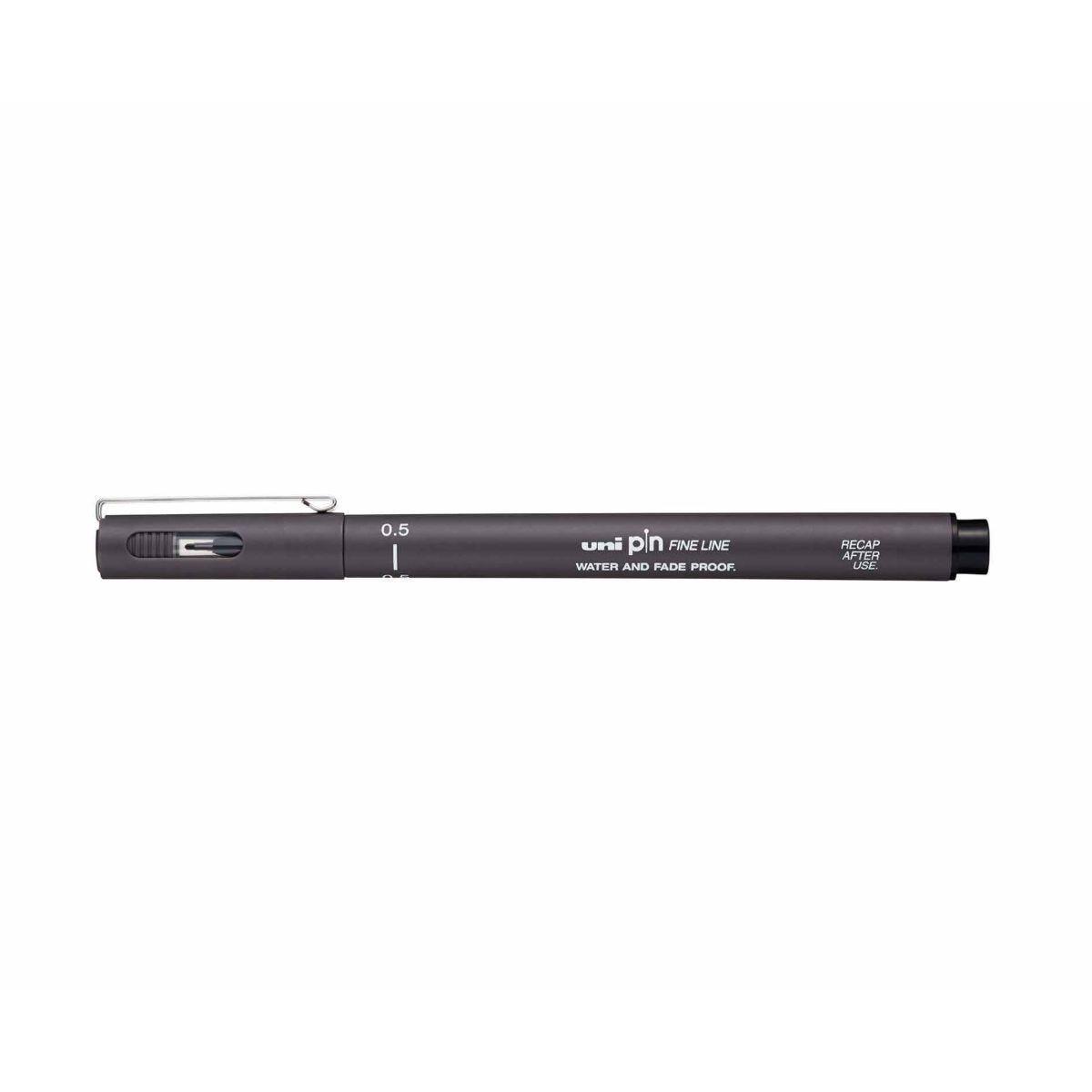 uni-ball Drawing Pen PIN 200 0.5 Loose Dark Grey