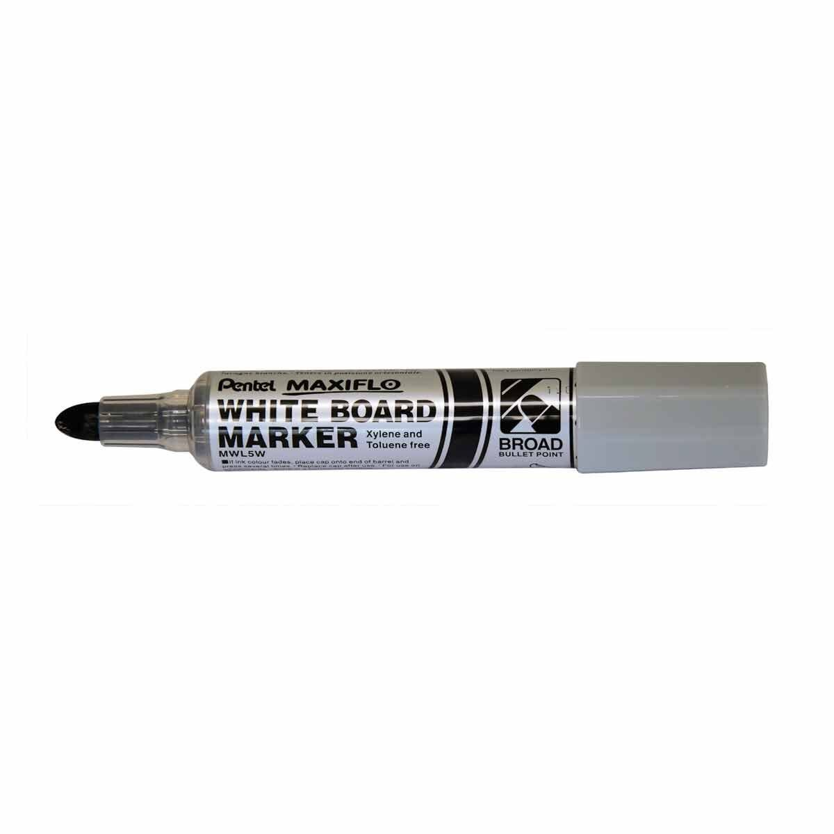 Pentel Maxiflo Whiteboard Marker