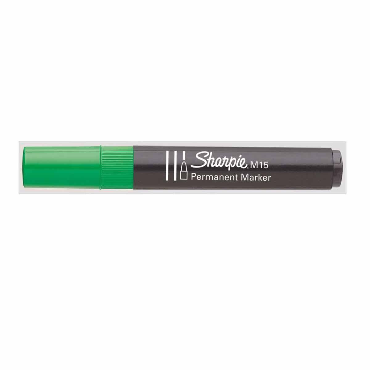 Sharpie W10 Permanent Marker Green