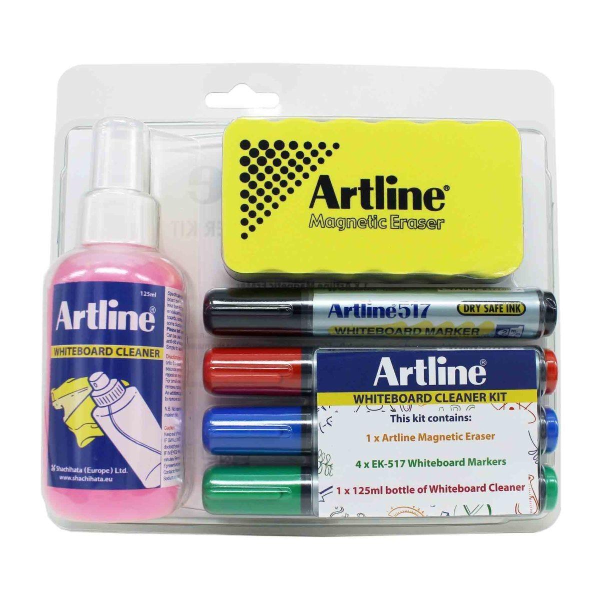 Artline Whiteboard Kit