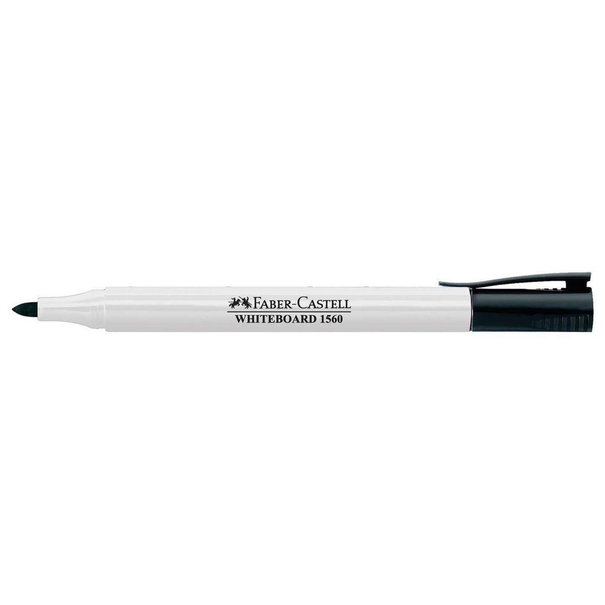 Faber-Castell Whiteboard Pen Slim Black