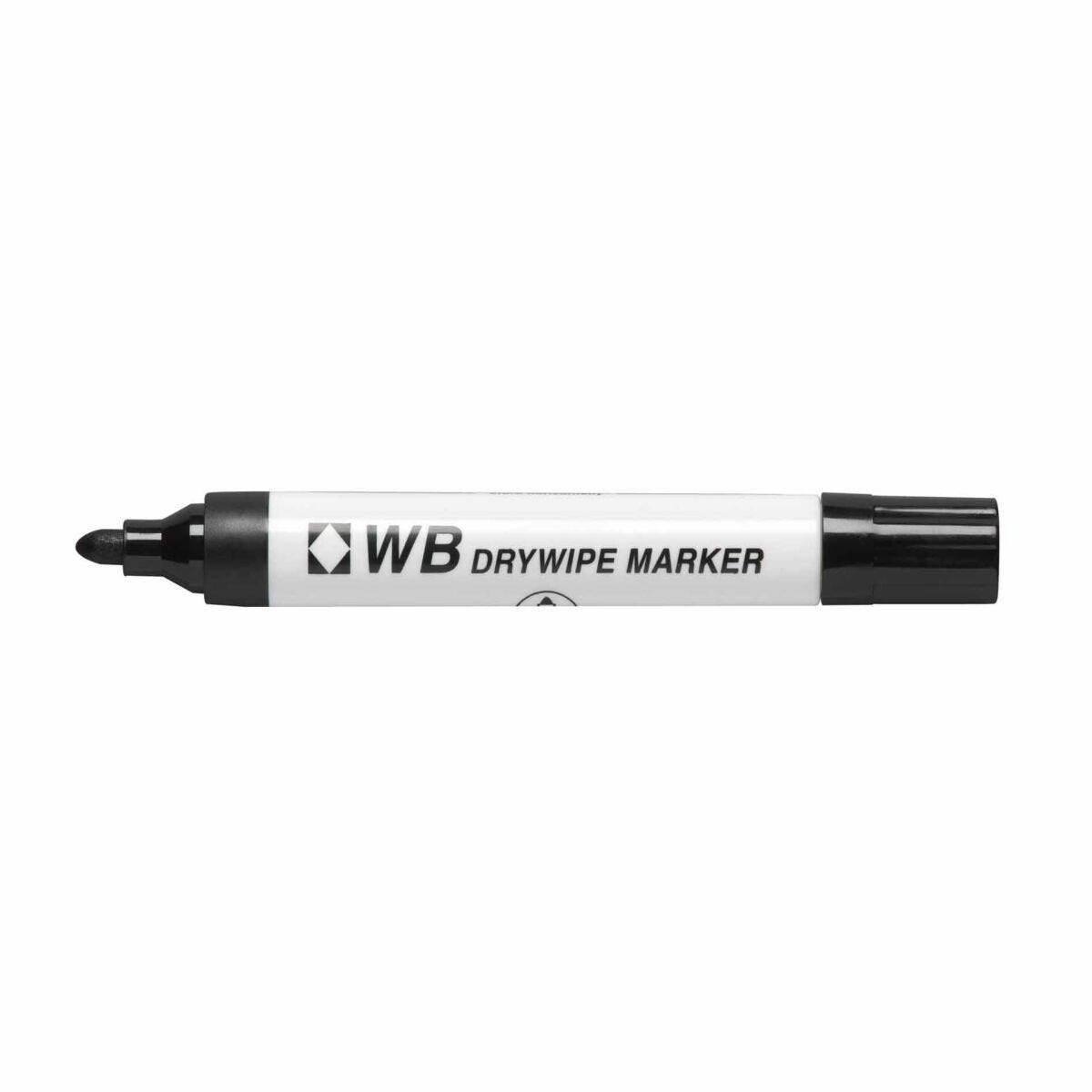 WB Drywipe Marker Pack of 10
