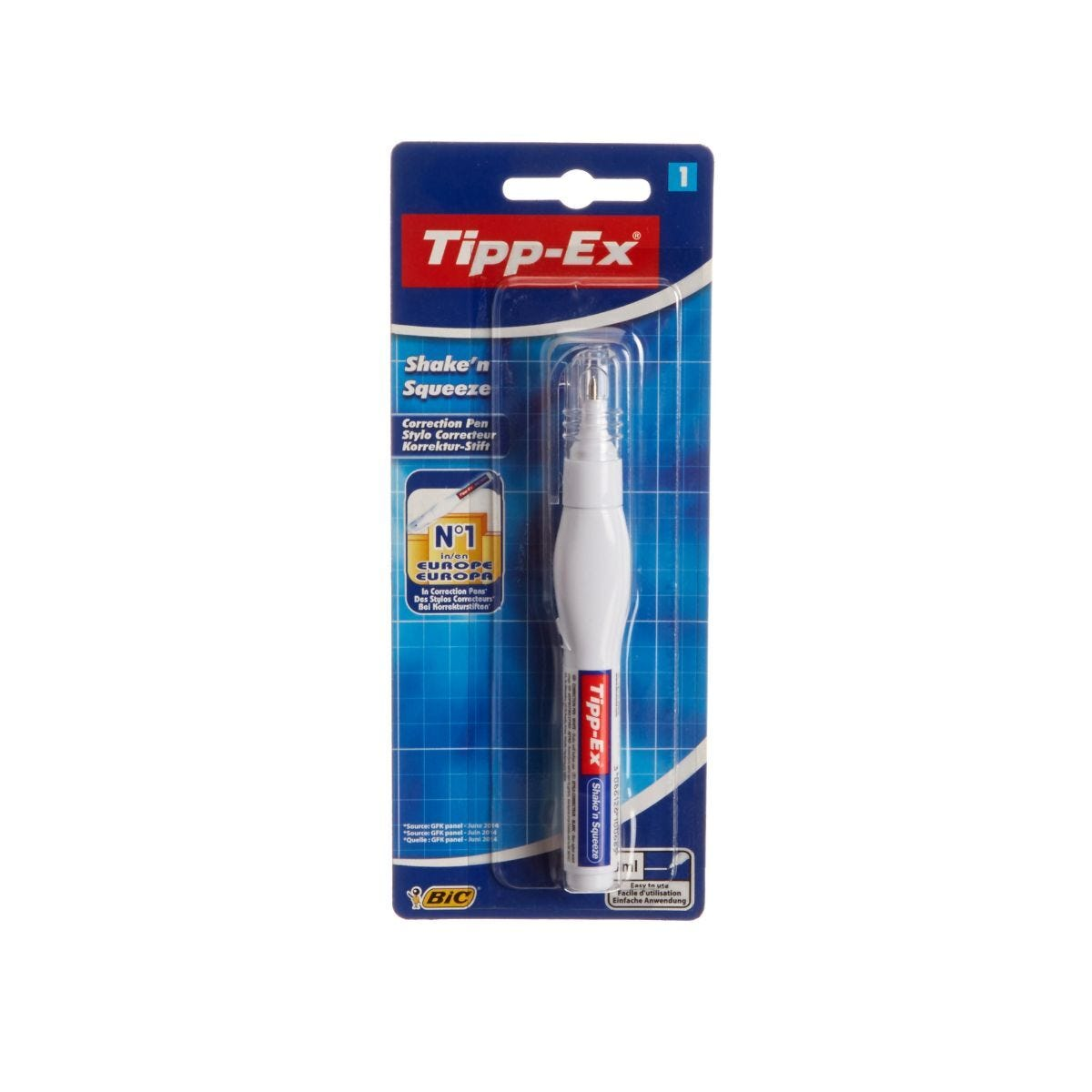 Tippex Shake n Squeeze Correction Pen