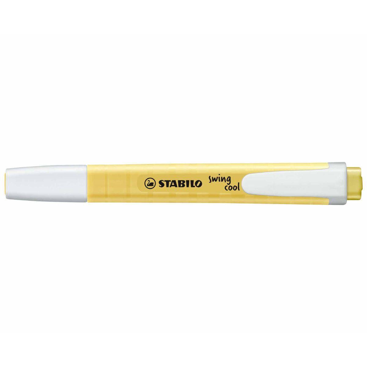 STABILO Swing Cool Pastel Highlighter