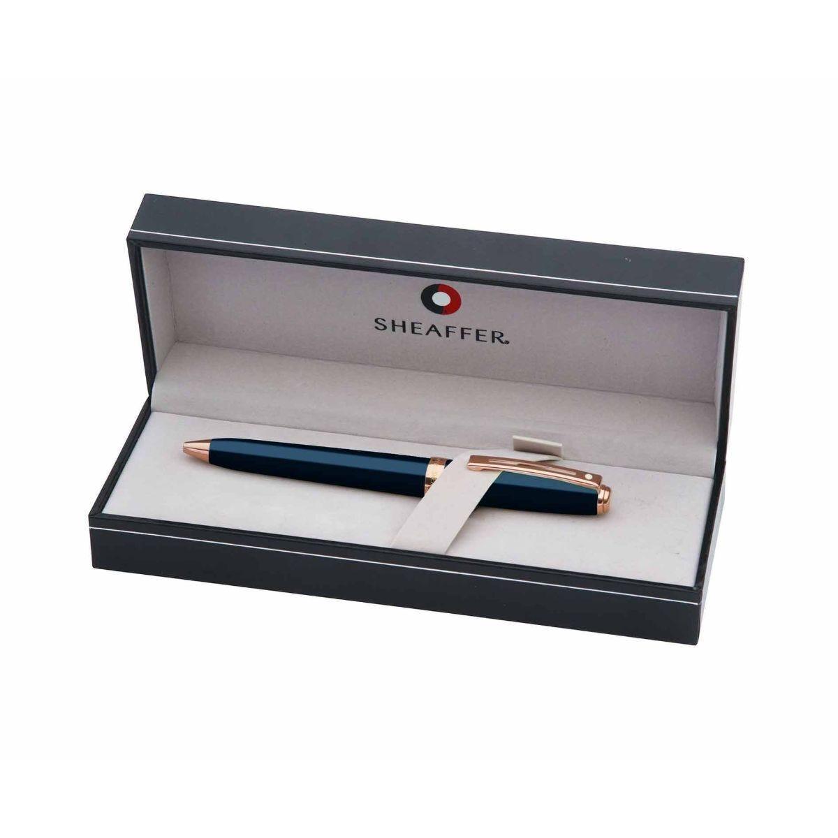 Sheaffer Prelude Ballpoint Pen with Rose Gold Trim