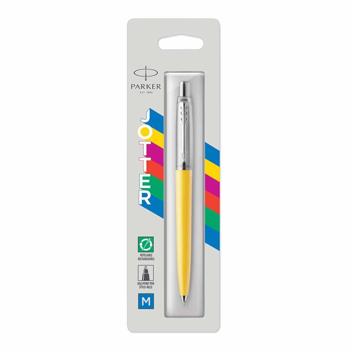 Parker Original Jotter Ballpoint Pen Yellow