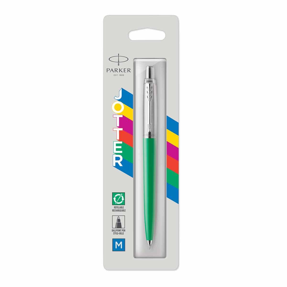 Parker Original Jotter Ballpoint Pen Green