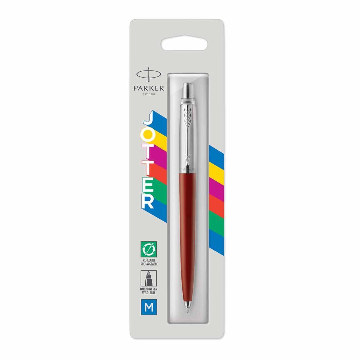 Parker Original Jotter Ballpoint Pen Red