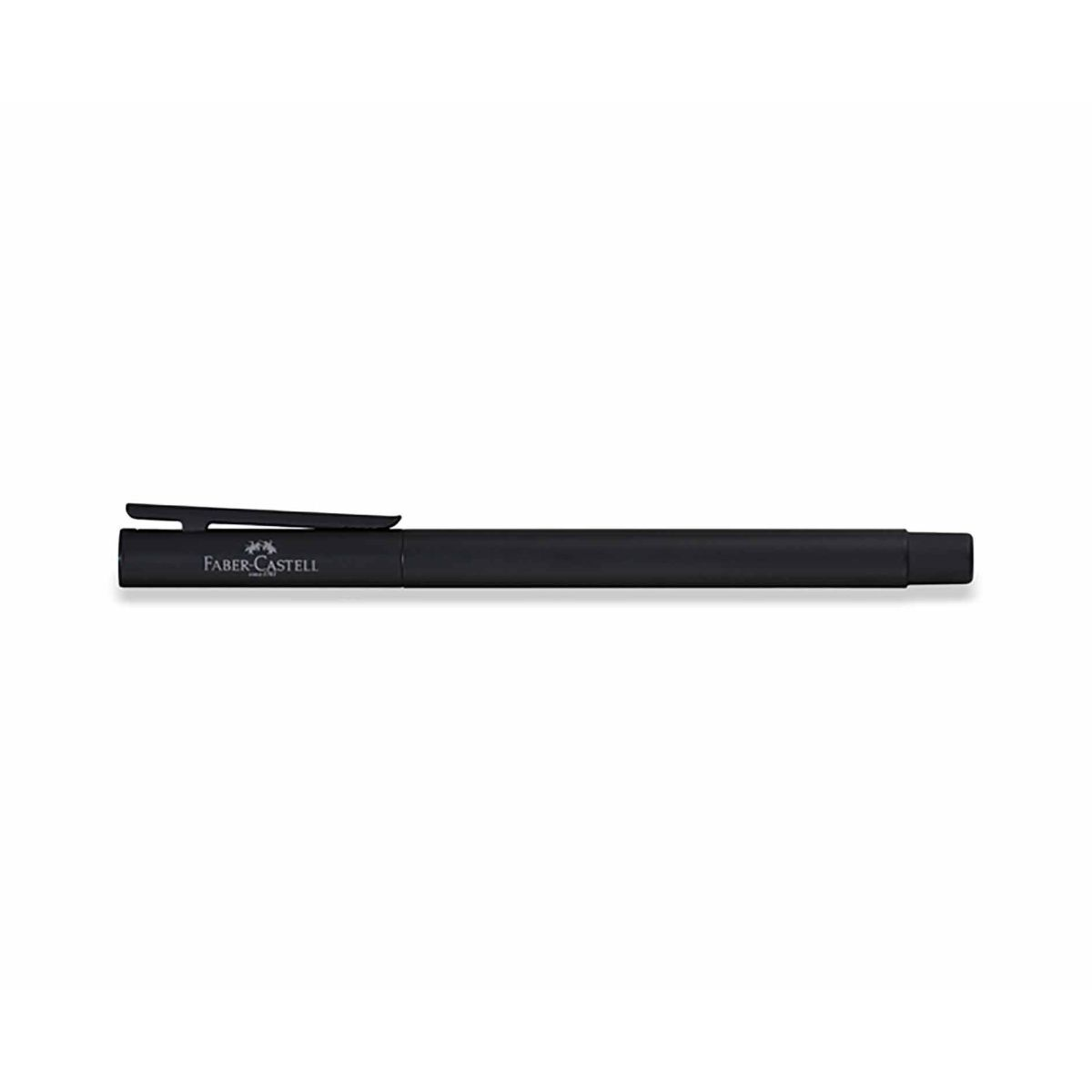 Faber Castell Neo Slim Fountain Pen Matte Black