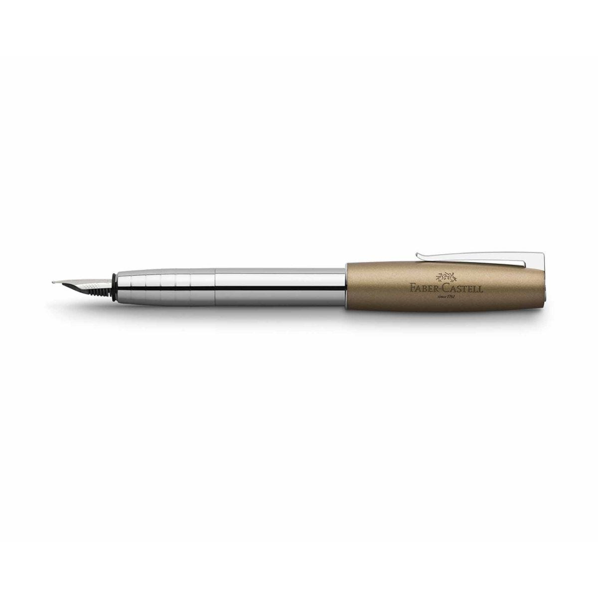 Faber Castell Loom Fountain Pen Olive