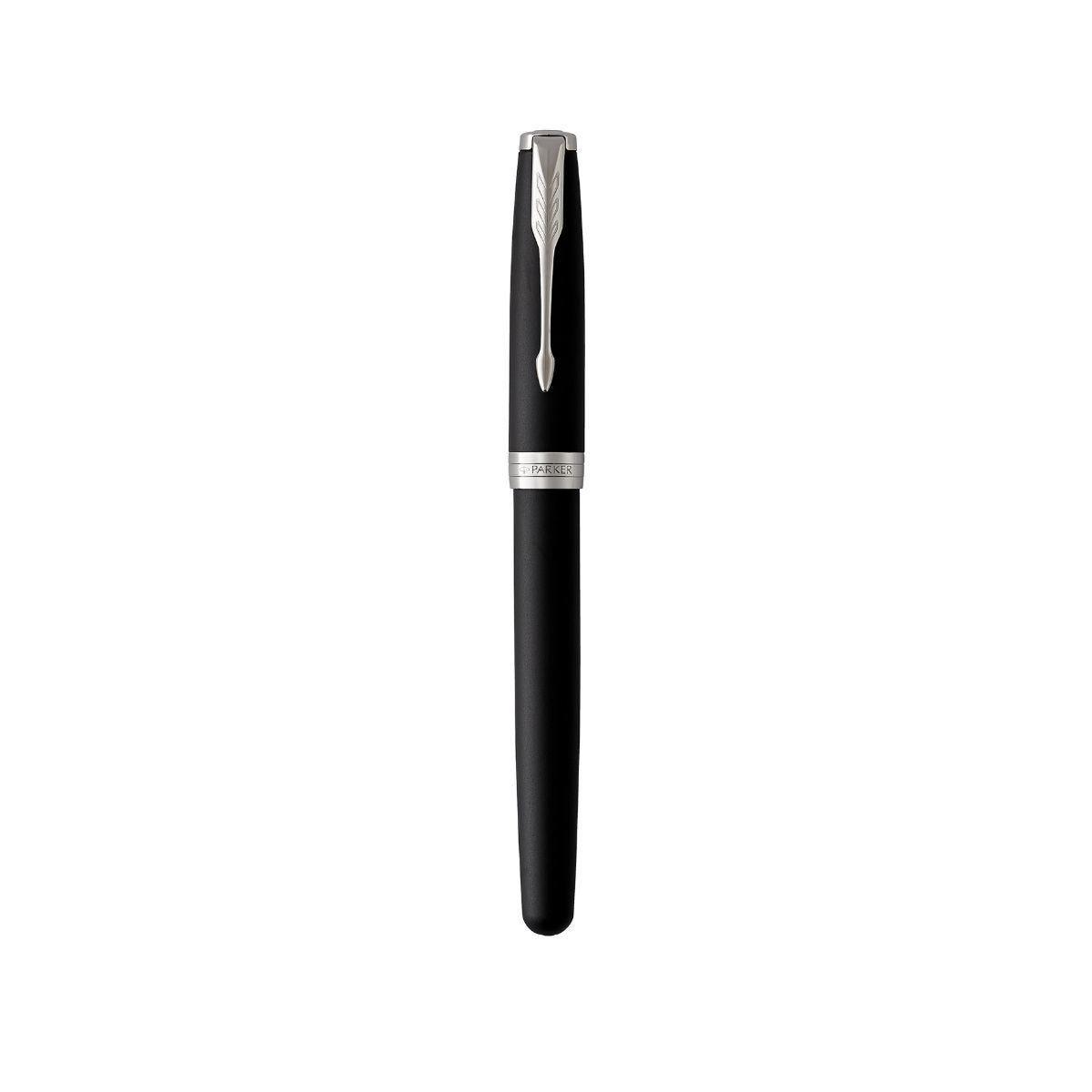 Parker Sonnet Matte Black CT Fountain Pen