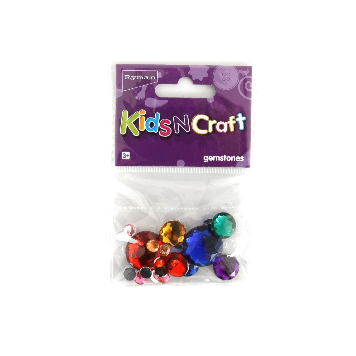 Ryman Activity Kit Gemstones