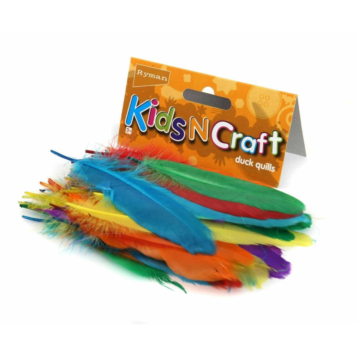 Ryman Activity Kit Duck Quills