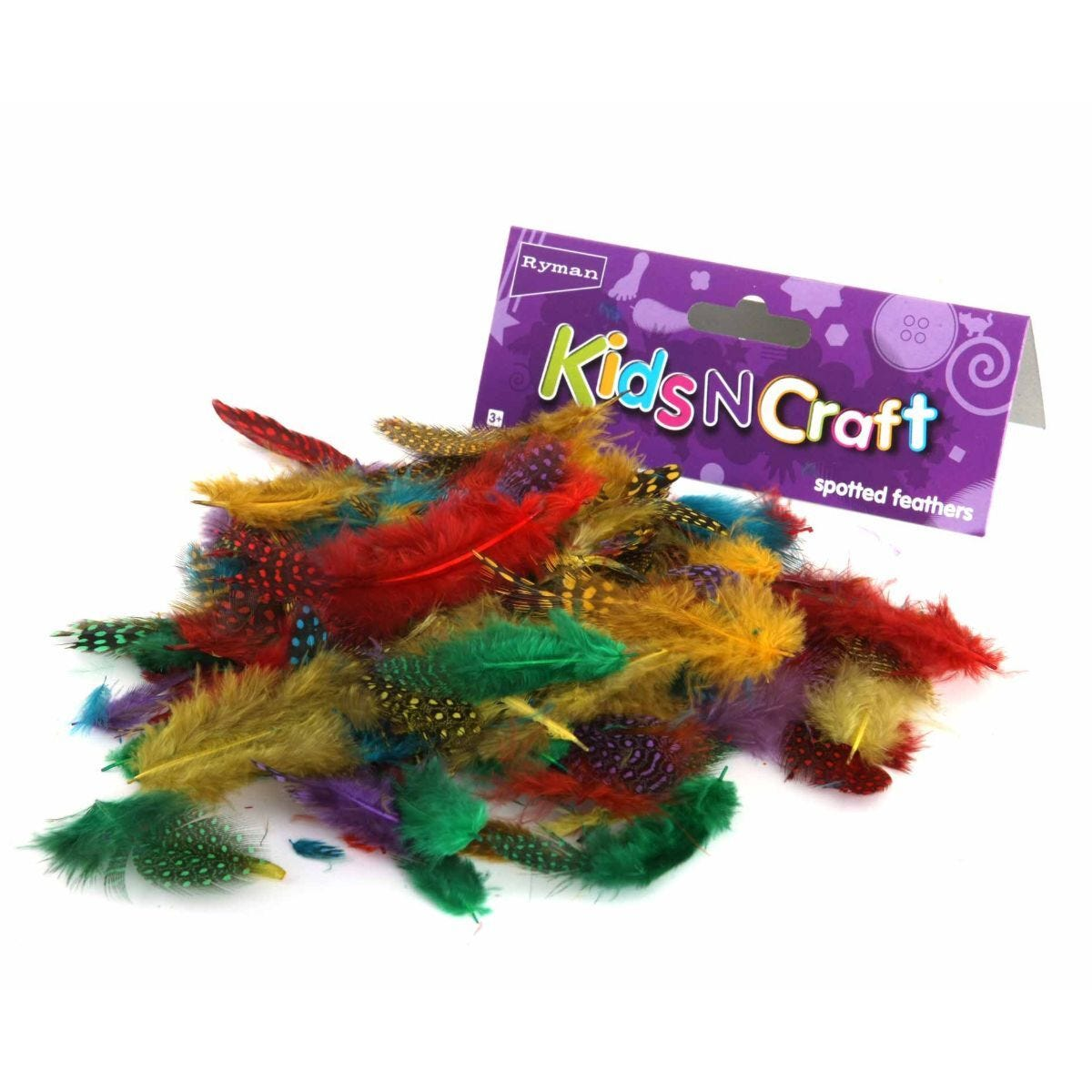 Ryman Activity Kit Spot Feather