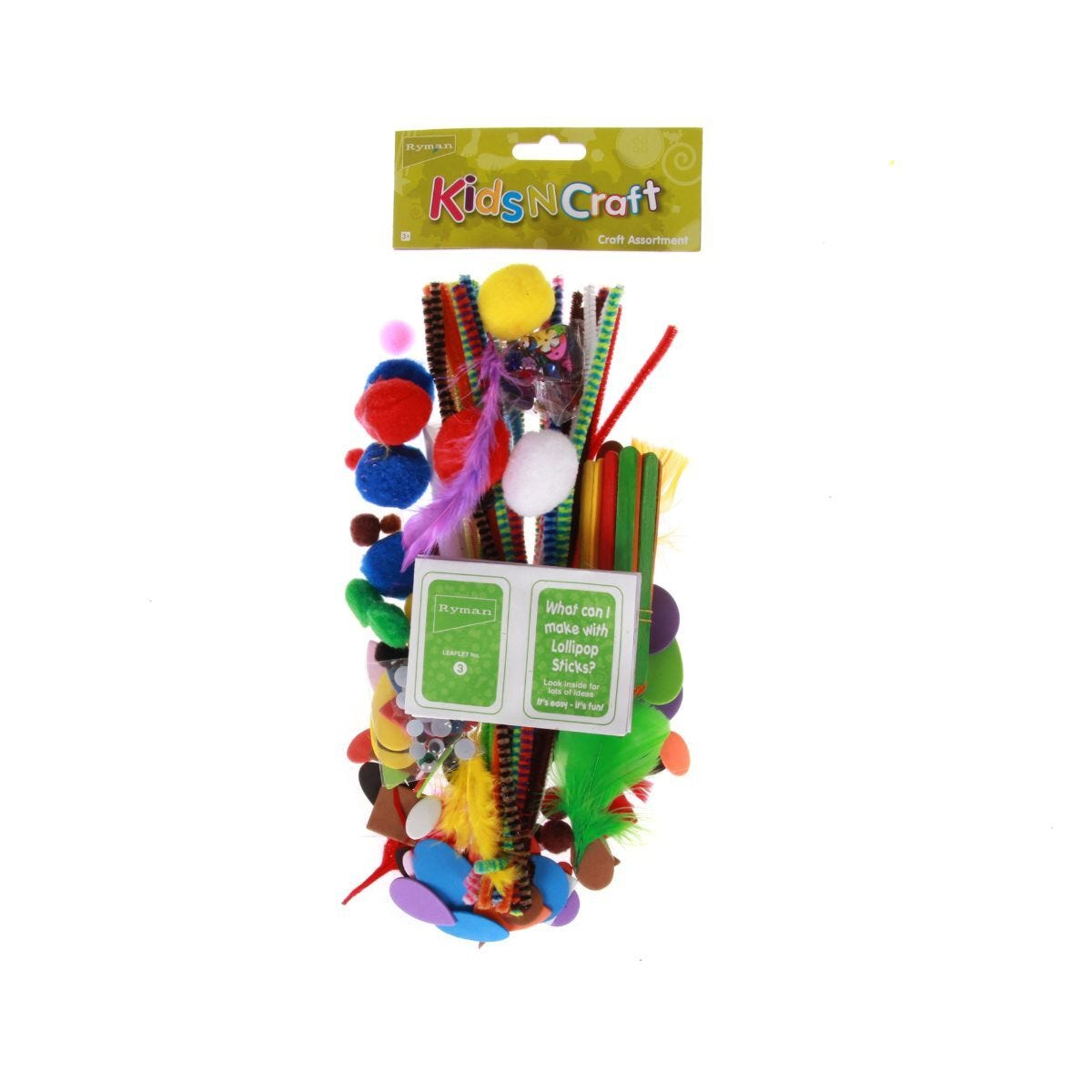 Ryman Kids N Craft Activity Kit