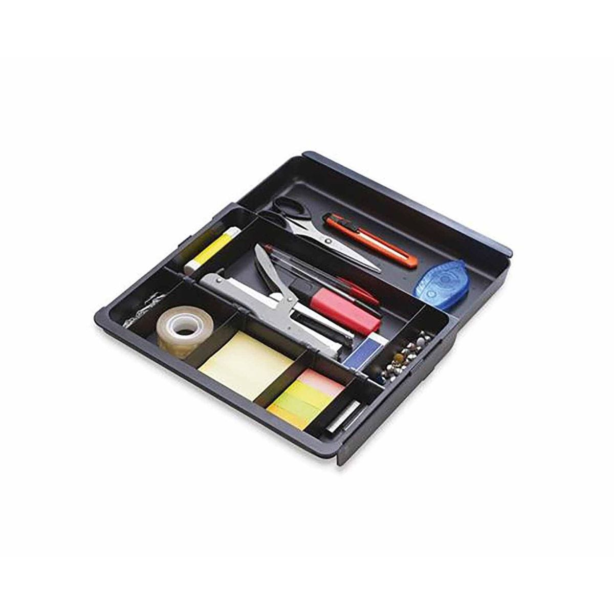 Exacompta Eco Drawer Organiser Black