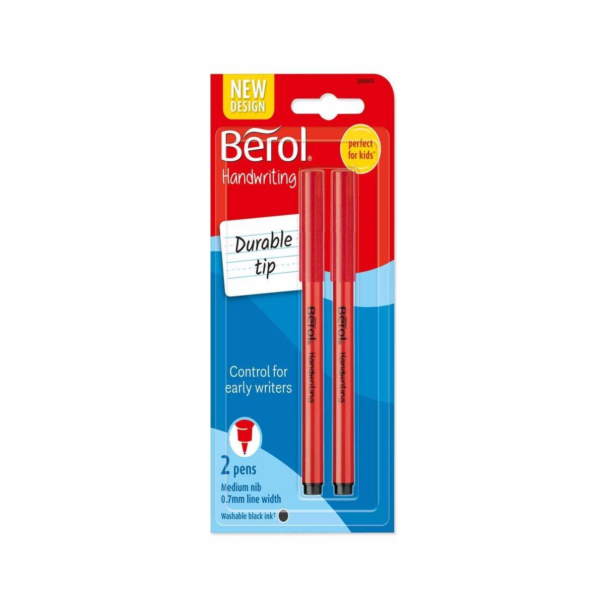 Berol Handwriting Pen Pack of 2