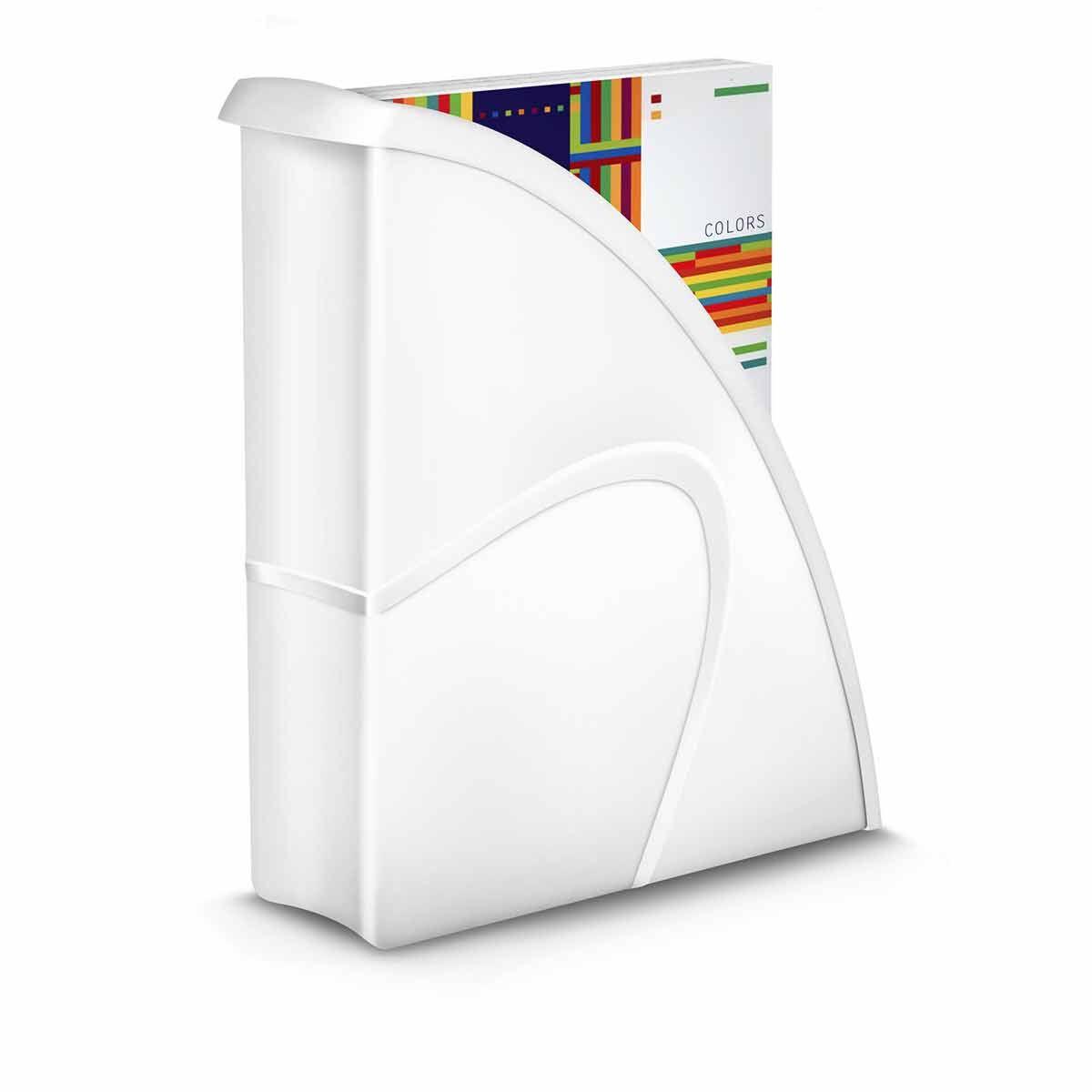 CEP Pro Magazine File White