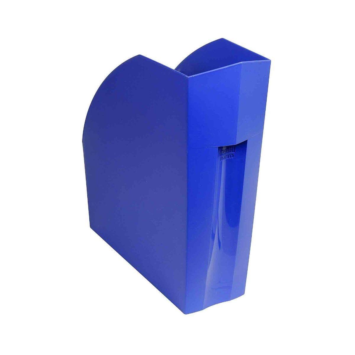 Exacompta Forever Magazine File Cobalt Blue