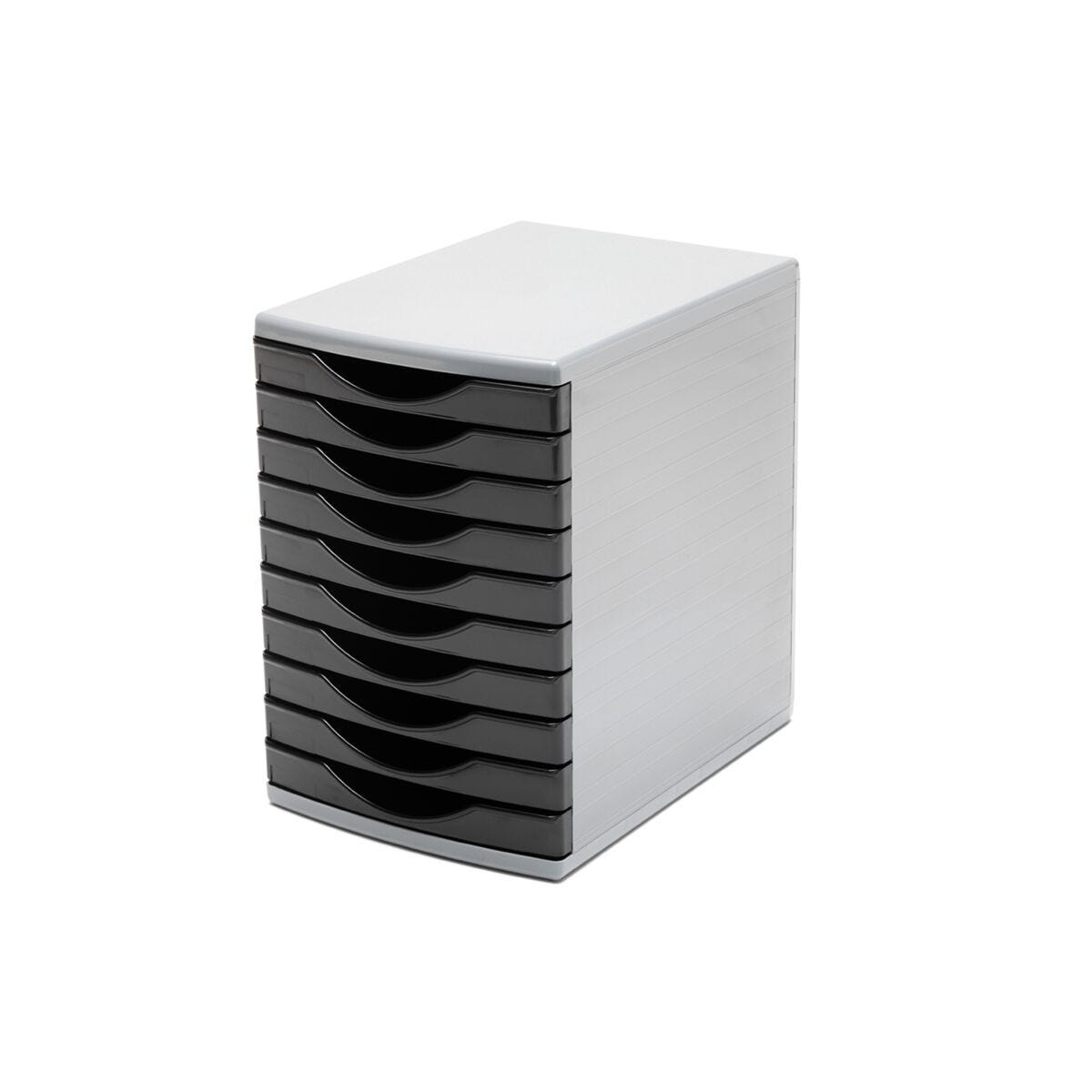 Deflecto 10 Drawer Stackable Tower