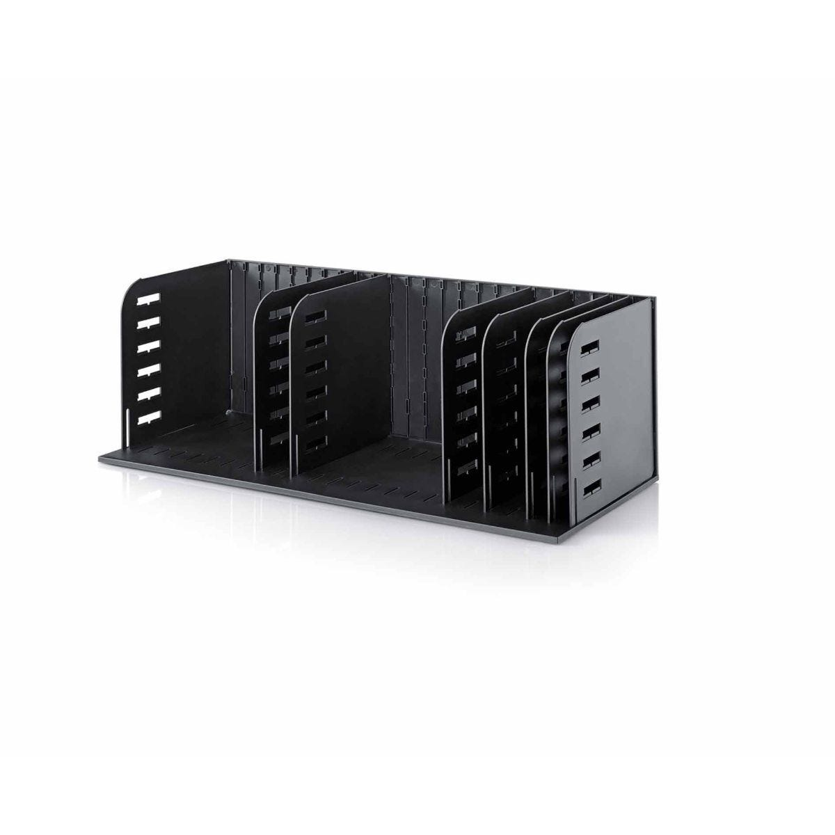 Styrorac Vertical Desktop Organiser 8 Compartments