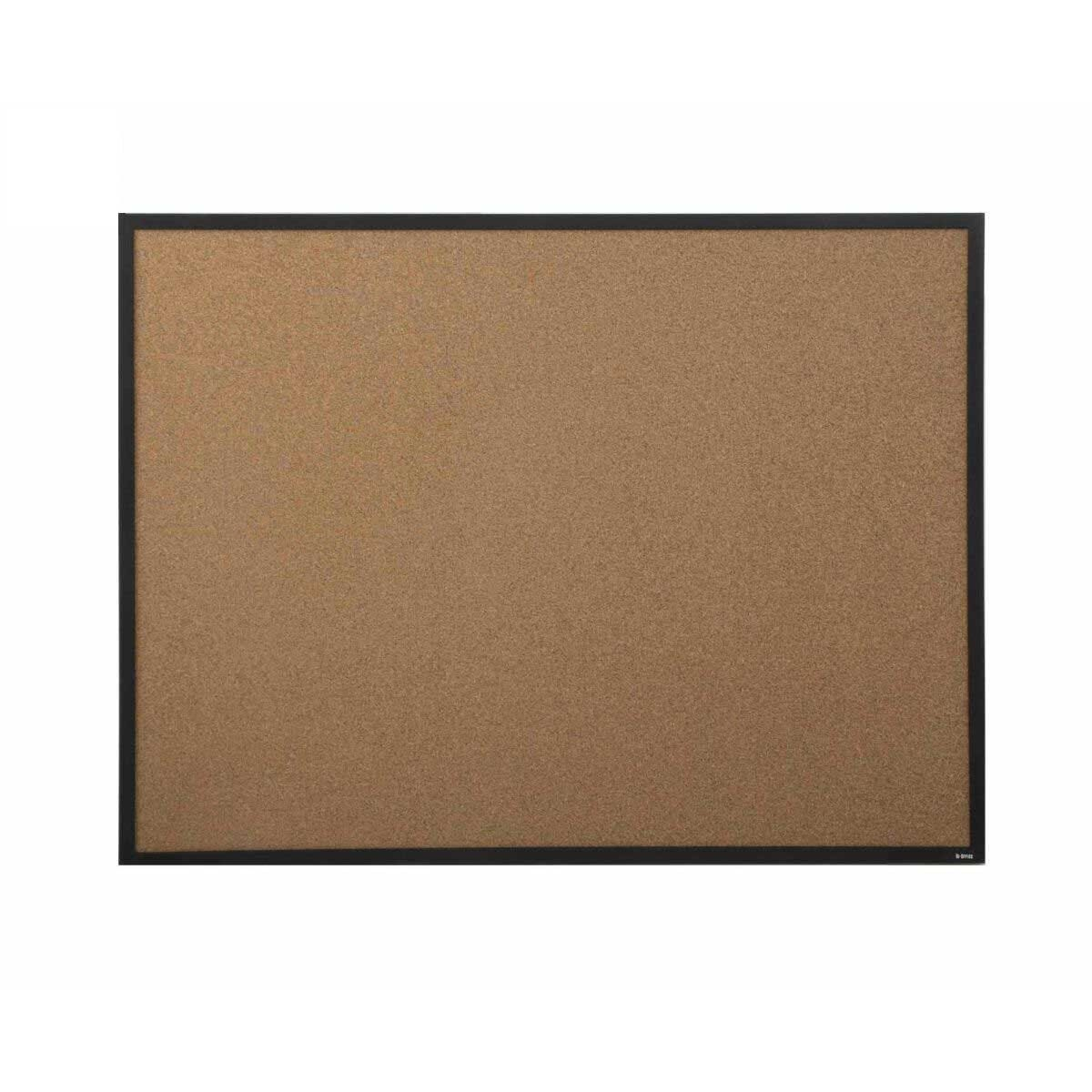 Bi-Office Techcork Notice Board 1200x900mm MDF