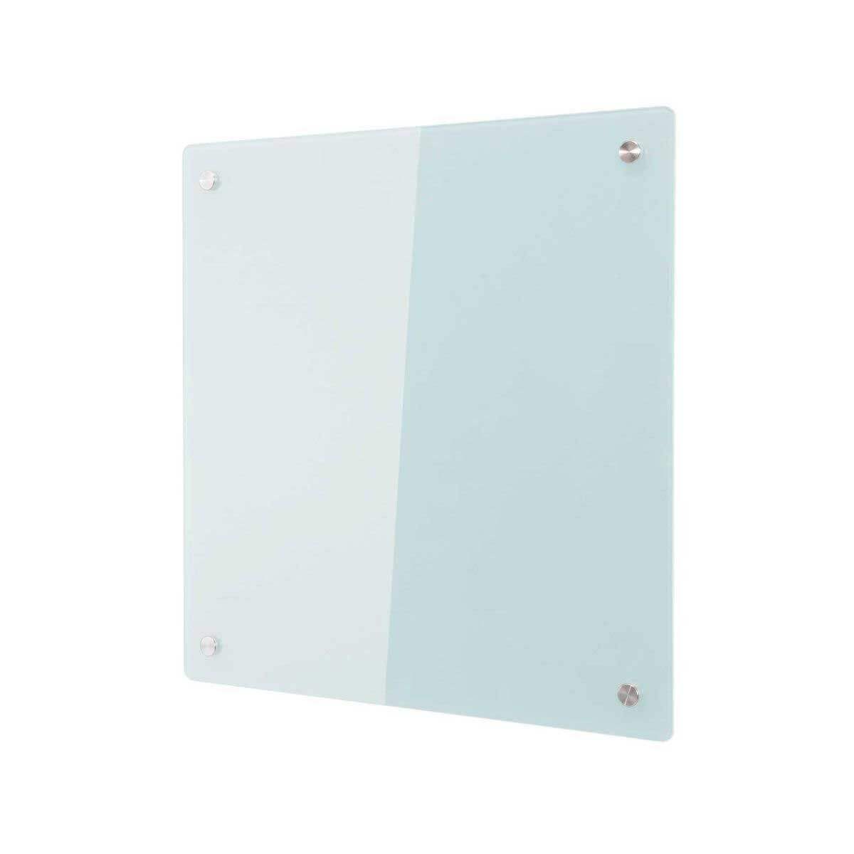 Write-on Glass Whiteboards Magnetic 500x500mm