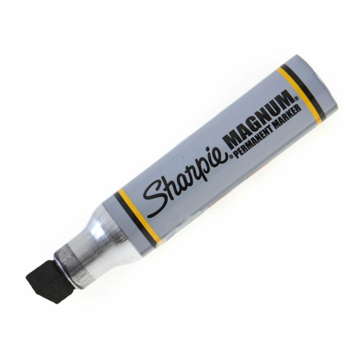 Sharpie Magnum Marker Pen Permanent Chisel Tip