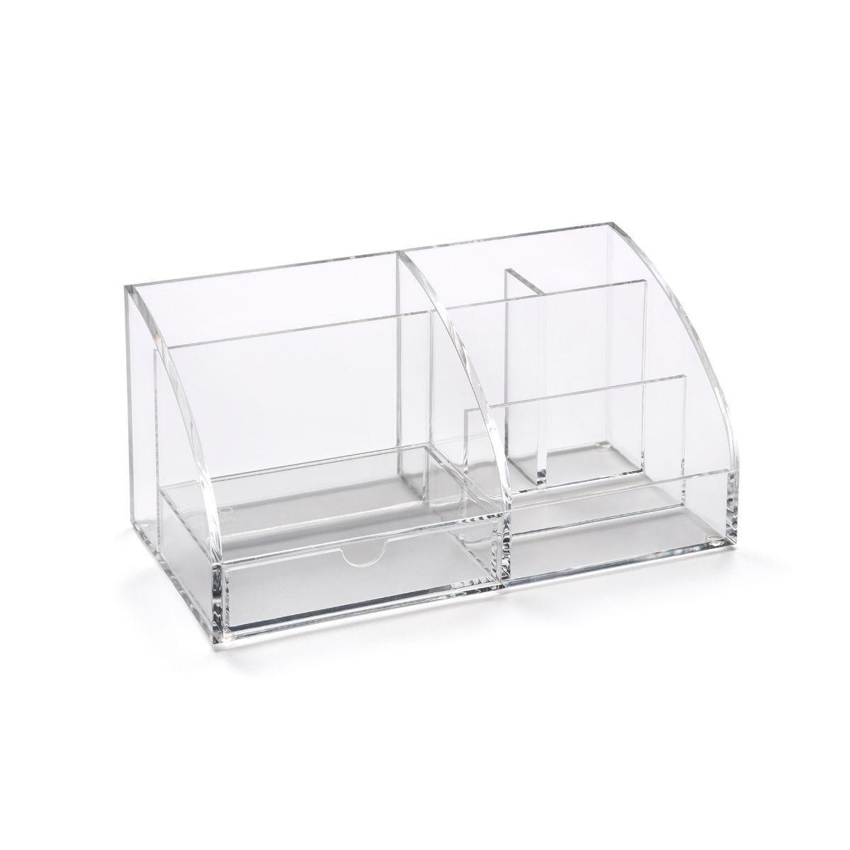 Osco Acrylic Desk Organiser