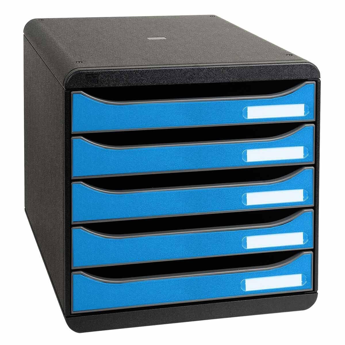 Exacompta Clean Safe Big Box Plus 5 Drawers