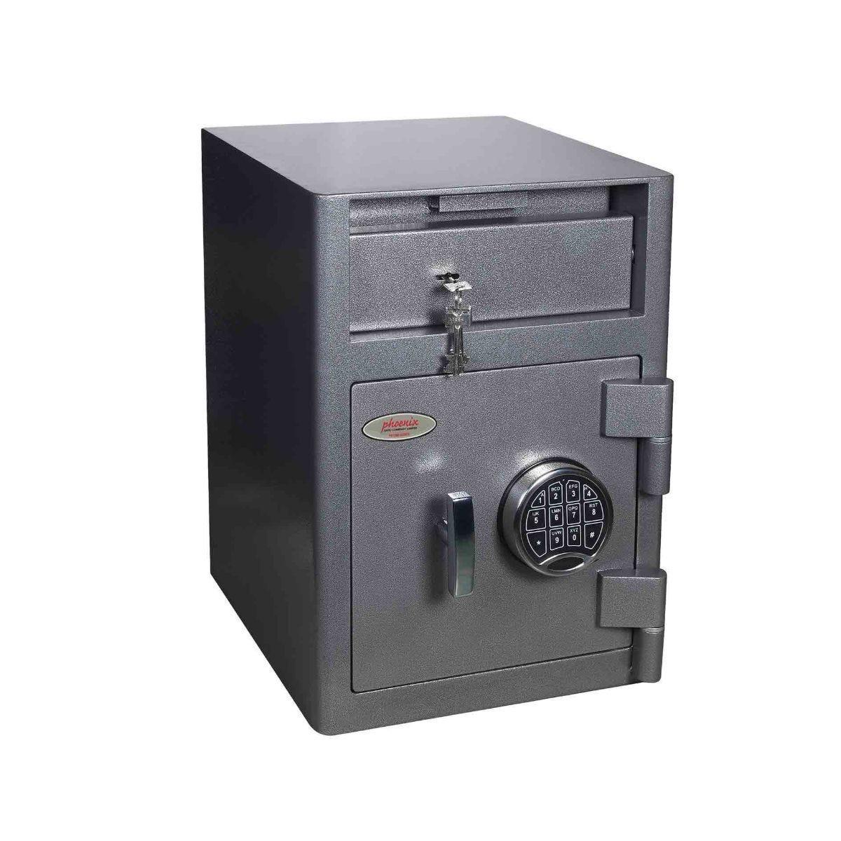 Phoenix Cash Deposit Security Safe with Electronic Lock Size 1