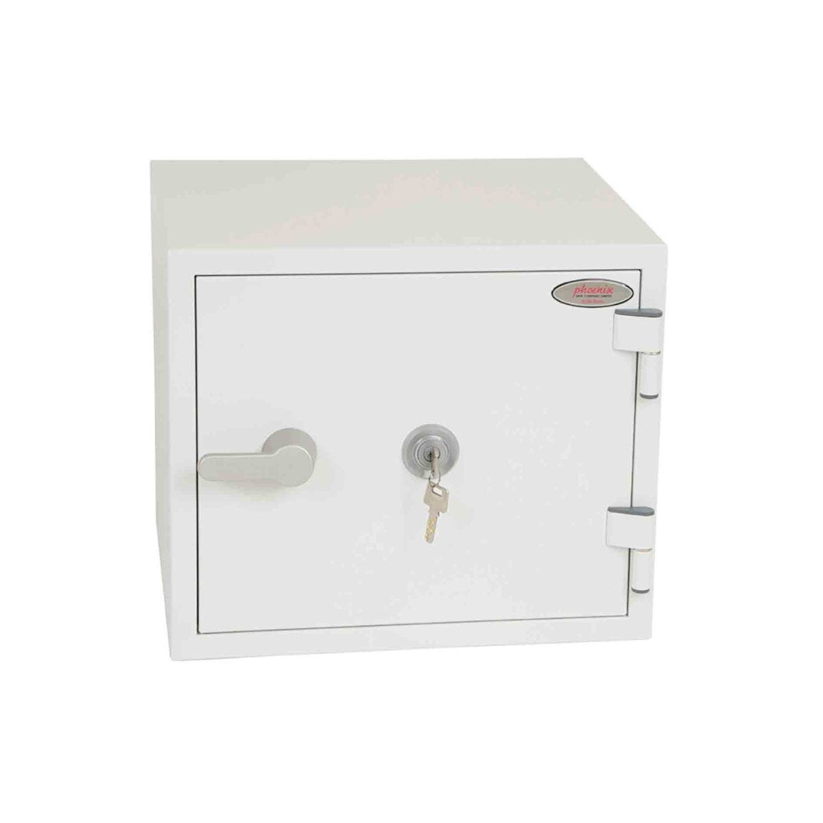Phoenix Titan Fire and Security Safe with Key Lock Size 1