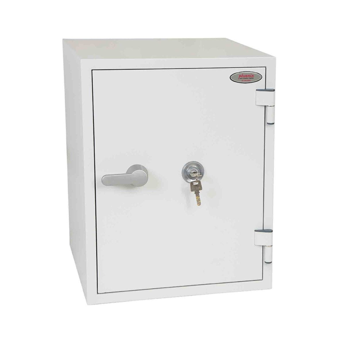 Phoenix Titan Fire and Security Safe with Key Lock Size 3