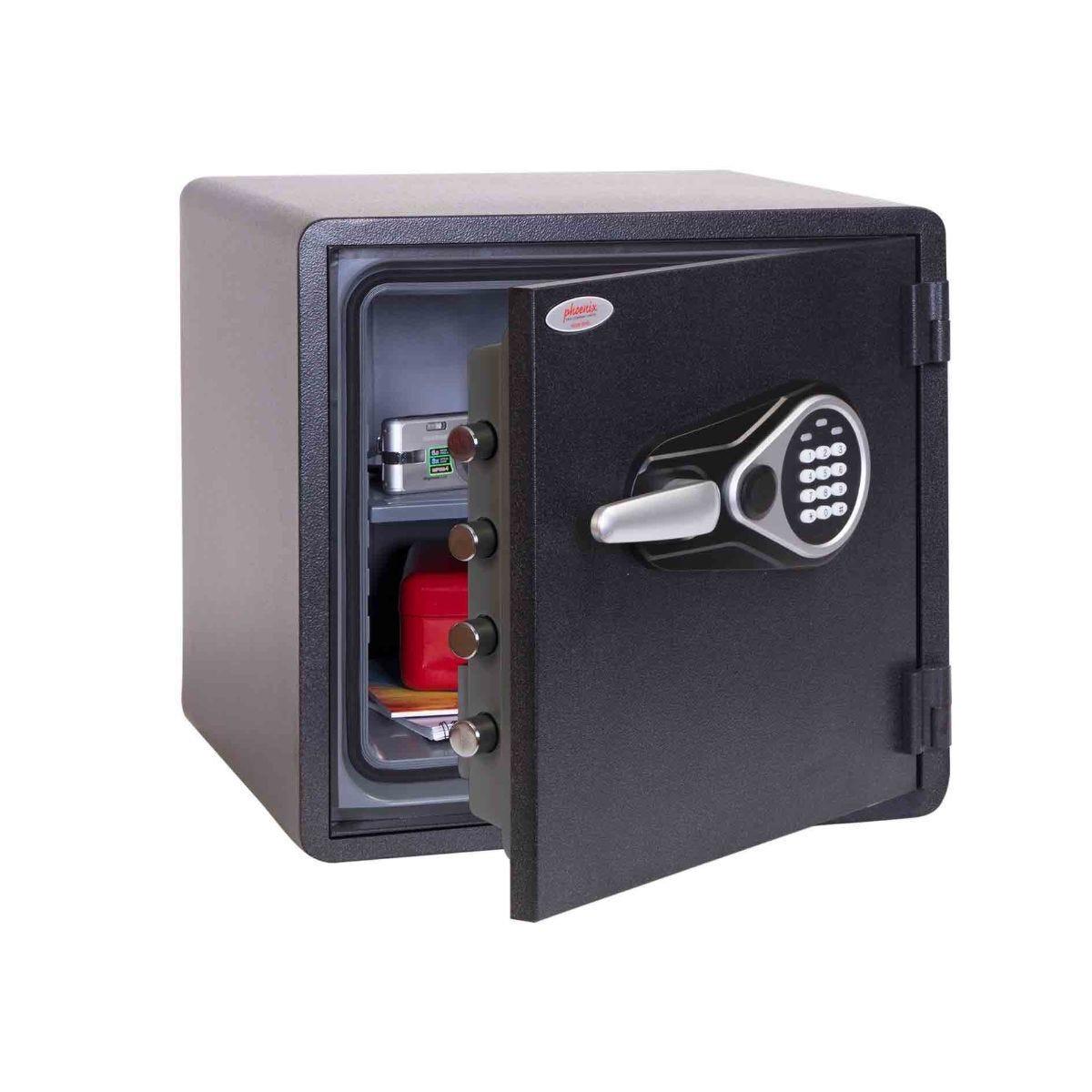Phoenix Titan Aqua FS1292E Water Fire  Security Safe with Electronic Lock Size 2