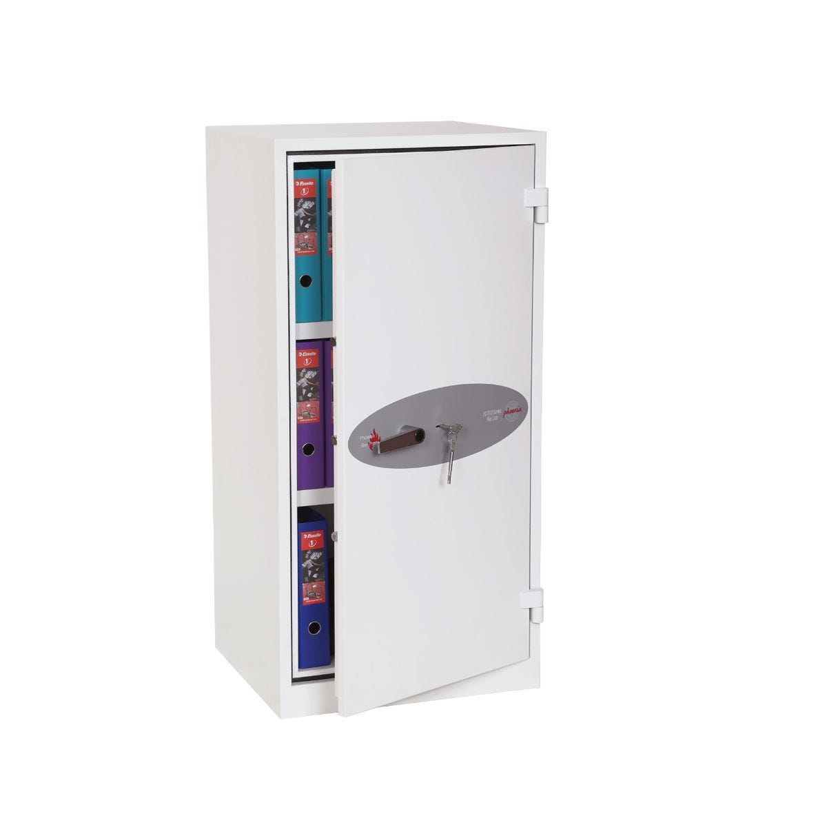 Phoenix Firechief FS1651K Fire and S1 Security Safe with Key Lock Size 1