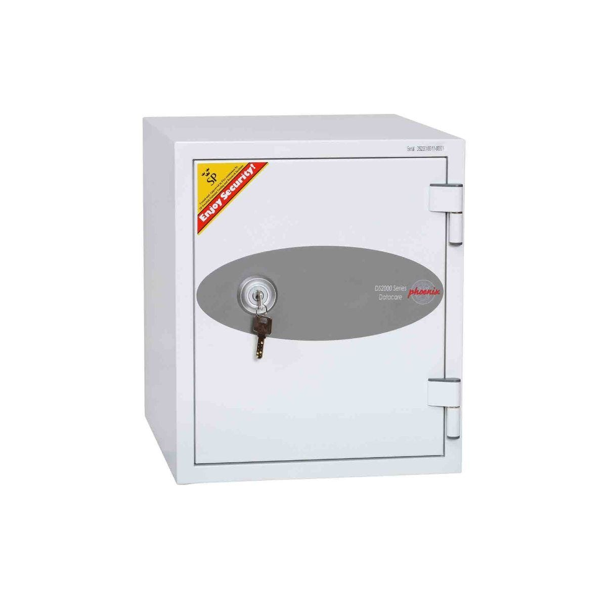 Phoenix Datacare DS2001K Data Safe with Key Lock Size 1