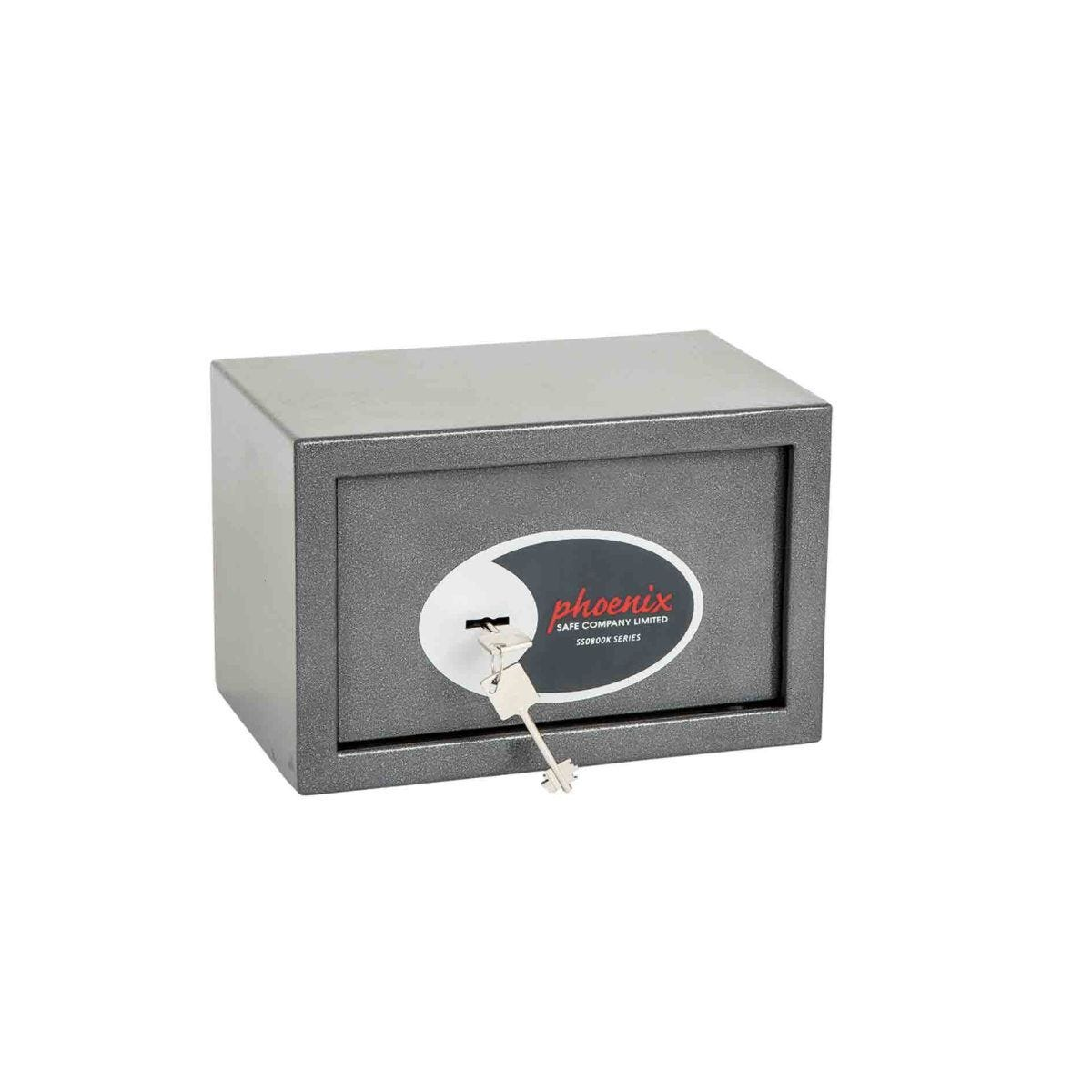 Phoenix Vela Home and Office Security Safe with Key Lock Size 1